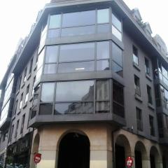 Sede de la empresa, en el Río de la Pila