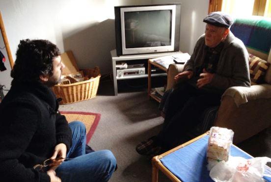 Entrevista con Ramiro Pinilla, en noviembre de 2013
