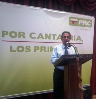 Miguel Ángel Revilla se ha prodigado poco esta legislatura