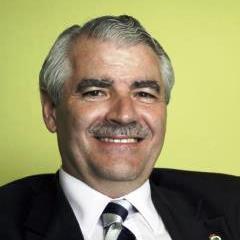 Francisco Pernía, expresidente del Racing de Santander.