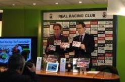 Presentación sello Racing