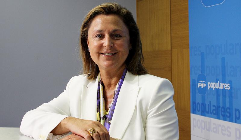 Ana Madrazo, candidata del PP