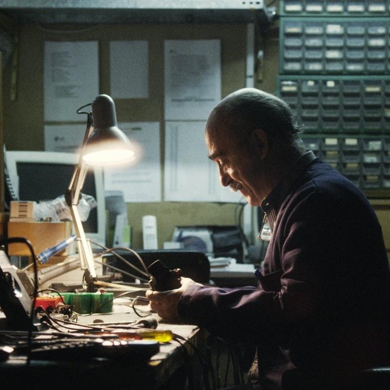 Alex Angulo en 'Nanmnala', corto preseleccionado para los Premios Goya.