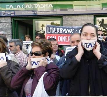 Mordaza Liberbank