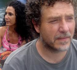 Pati Domenech y María Vildal.