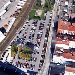 Finca de La Carmencita, en Torrelavega, sobre la que se levantará el Centro de Emprendedores