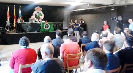 Junta de Accionistas del Racing de Santander
