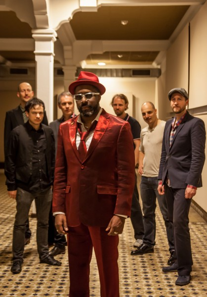 The Hi-Fly Orchestra featuring Karl Frierson 1