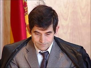 Ángel Sorando, juez del caso Marea