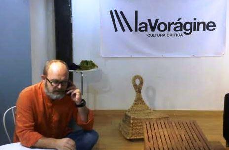 Paco Gómez Nadal recibe en La Vorágine llamadas de felicitación tras serle retirada la prohibición de entrar a Panamá