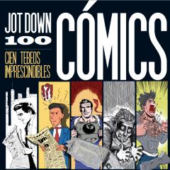 Portada de '100 cómics imprescindibles'