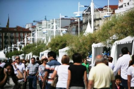 La celebración del Mundial en la propia ciudad ha dado mucho ambiente a las calles
