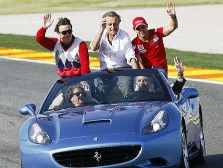 La Fórmula 1 en Valencia