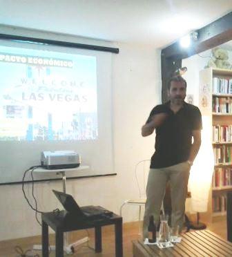 Juan Manuel Murua, economista, autor de 'Economía en chándal'