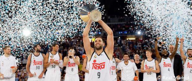 Victoria del Madrid en la Supercopa de Baloncesto