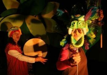 La compañía Zanguango Teatro interpretará 'El camino de las palabras', que tratará cuentos tradicionales de Centro América y Europa.