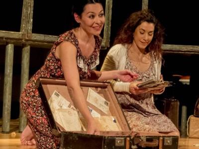 Noelia Fernández y Esther Aja darán vida a 'Cartas de las Golondrinas'.