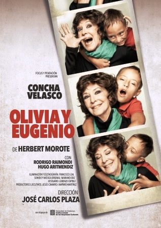 Olivia y Eugenio, con Concha Velasco