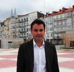 Daniel Rivas, portavoz del PSOE de Castro