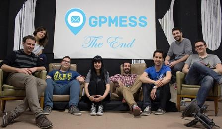 El equipo de GPMESS