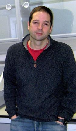 Ignacio Varela, investigador del IBBTEC ha contribuido al estudio junto a expertos del Servicio de Supercomputación del IFCA