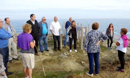 Asociación de Vecinos de Cueto y Ayuntamiento de Santander