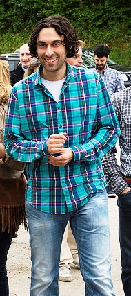 Javier Fernández Soberón, presidente de Nuevas Generaciones en Cantabria