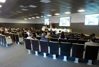 El Instituto de Hidraúlica Ambiental de la UC acogió el pasado día 8 la conferencia de clausura del proyecto SPRES.