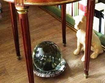 La auténtica bola de cristal