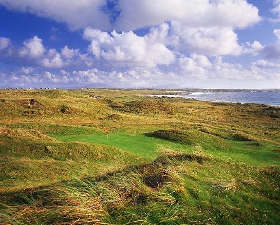 Propuesta de campo de golf en la zona norte