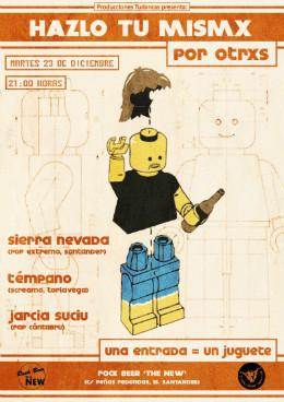 El evento acogerá actuaciones de Sierra Nevada, Témpano y Jarcia Suciu.