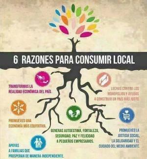 Seis razones que nos dan Las Gildas para consumir en negocios locales.