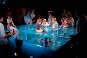 Aupapa, espectáculo infantil, está destinado al público más pequeño de entre 0 y 3 años.