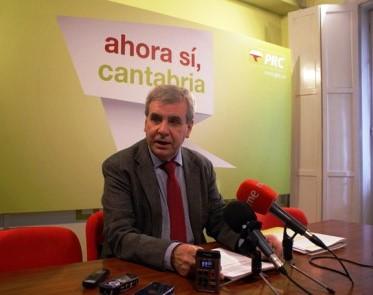 Rafael de la Sierra, consejero de Presidencia