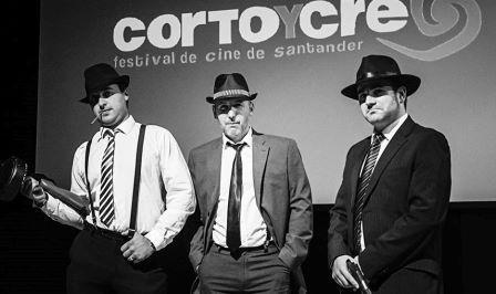 Juanjo Haro y sus Gangsters (Foto: Juanjo Haro)