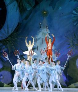 El Teatro Nacional de Moldavia dará vida al inolvidable cuento navideño de Hoffman.