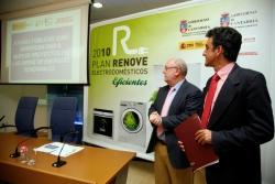 Presentación de las ayudas a la compra de electrodomésticos