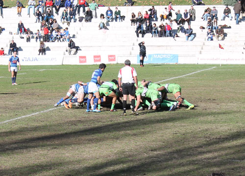 El Bathco perdió de manera cruel en Madrid