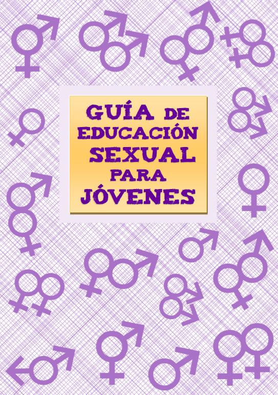 La 'Guía de Educación Sexual para Jóvenes' es editó el pasado febrero con motivo del Día Europeo de la Salud Sexual.