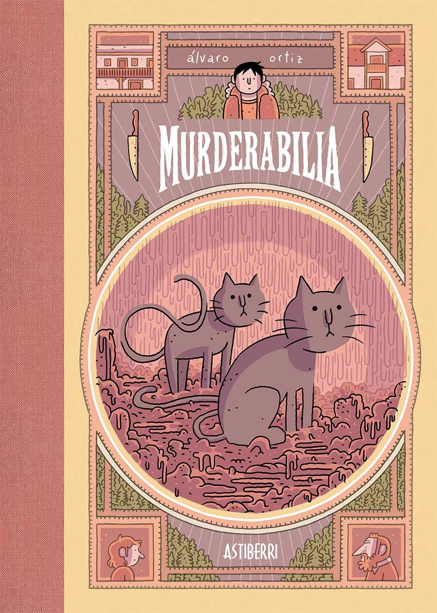 El comic 'Murderabilia'