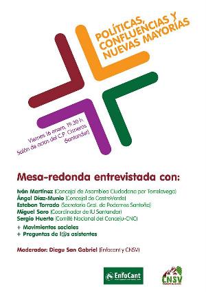 Cartel de presentación de la jornada que se celebrará en Cisneros el próximo viernes.