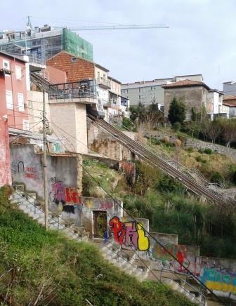 Las grúas ya se mueven en el entorno del Prado San Roque