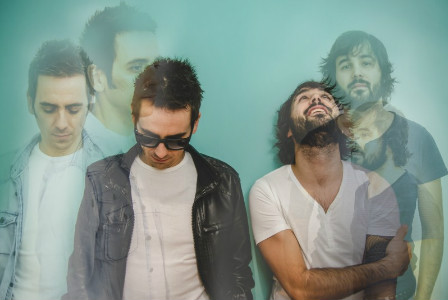 David y Sergio son los dos integrantes originales de Estereotypo.