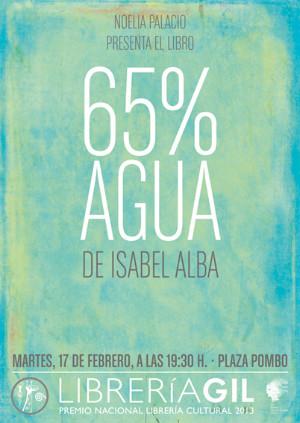 Portada del nuevo libro de Isabel Alba.