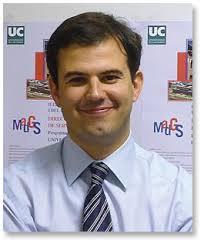 El profesor de la UC David Cantarero es el promotor, y también será el presidente del Comité Organizador de este foro internacional.