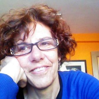 Isabel Alba, la autora