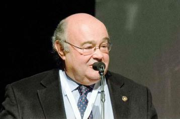 José Carlos Gómez Sal, rector de la Universidad de Cantabria