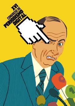 Logo del Congreso de Periodismo Digital