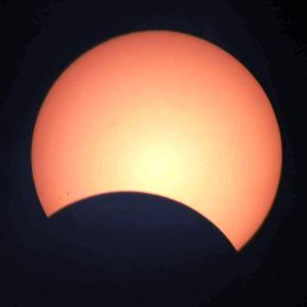 El eclipse será el viernes