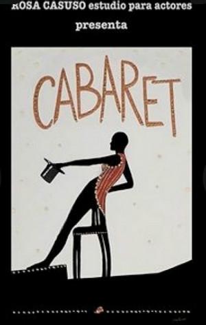 La magnífica obra 'Cabaret' es la elegida para representarse esta temporada.